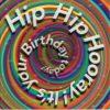 Carte Ze Souris - Hip Hip Hooray ... - 15x15 cm
