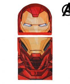 Bonnet et Echarpe The Avengers 01020