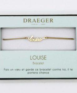 14 cm environ r/églable Bracelet pr/énom personnalis/é EMMA